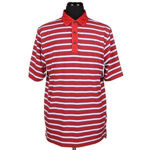 Footjoy FJ Athletic Fit Golf Polo Shirt Large